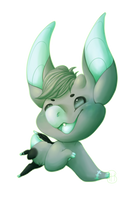 [ Freebie ] Dinky Chibi for Skywiz by Dreamsverse