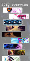 [ 2017 ] Art Overview by Dreamsverse