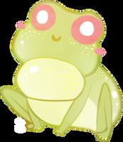 [ Misc ] Lil Froggo by Dreamsverse