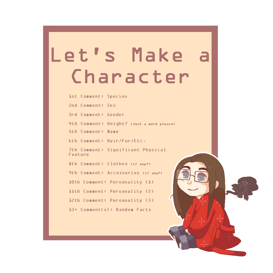 [ MEME ] Let's Make A Character (FINISHED) by Dreamsverse
