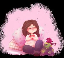 [ Me ] Happy Vday by Dreamsverse