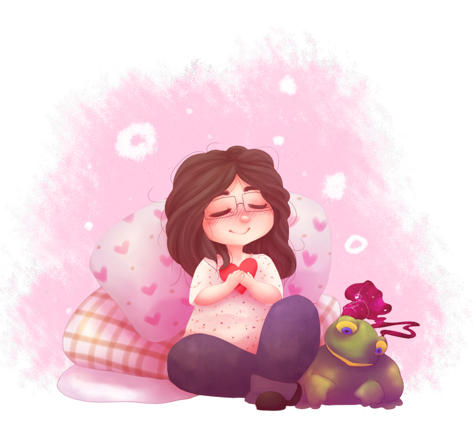 [ Me ] Happy Vday by Dreamsverse