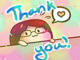 [ Me ] Thank you Kindly! by Dreamsverse