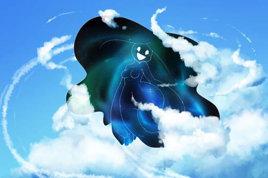 [ Moe ] A Dream in the Clouds