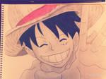 Monkey D. Luffy by SicaChii