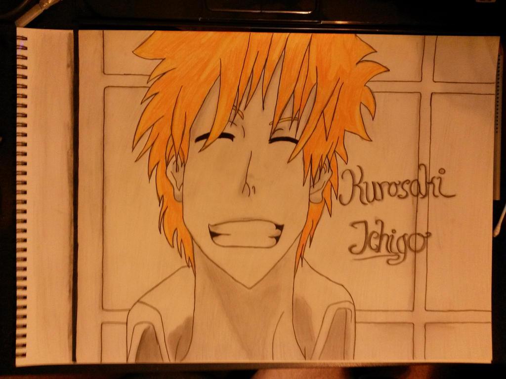 Another Ichigo Kurosaki by SicaChii