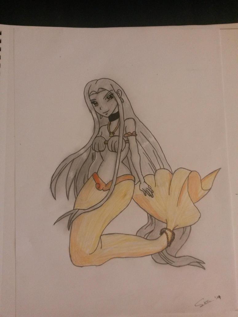Sara, Mermaid Melody by SicaChii