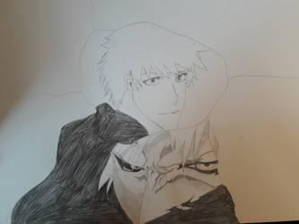 Zangetsu: Ichigos inner Hollow