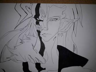 Ichi/Grimmi Outlines by SicaChii