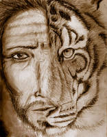 Eye of the Tiger by louie-43p
