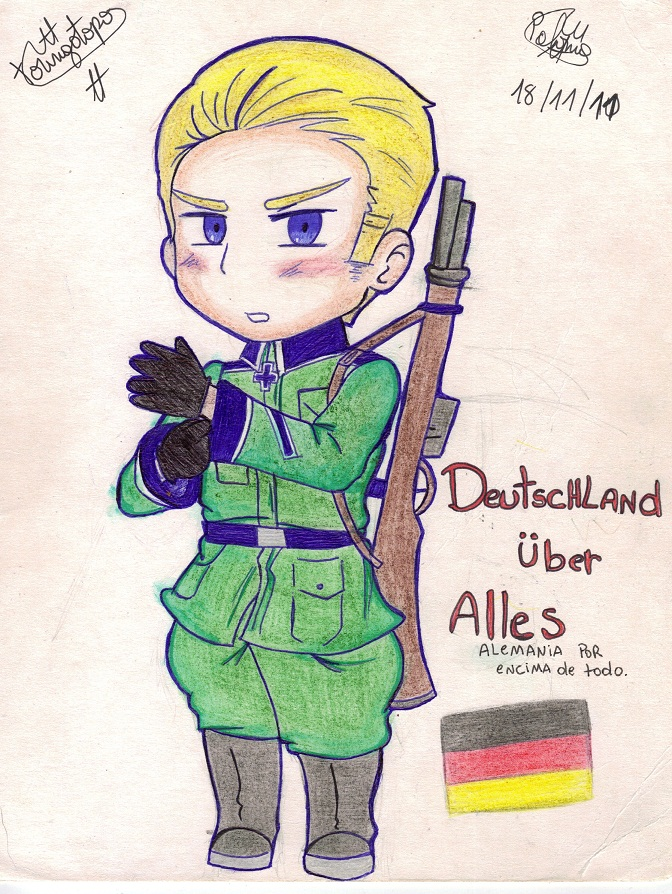 Deutschland Uber Alles by Toringotopocastor on DeviantArt