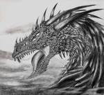 dragon of the mist