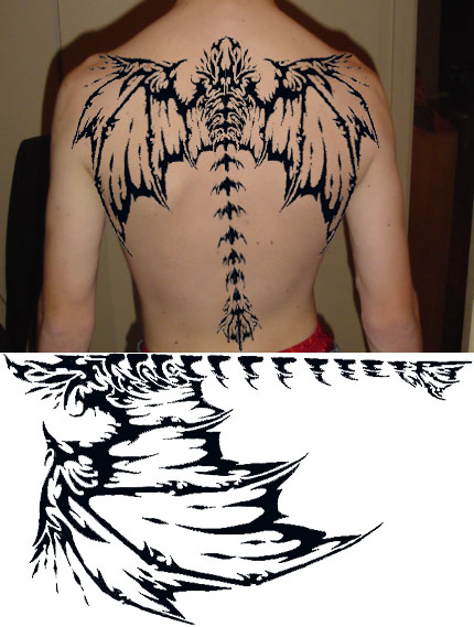 Free Tattoo Designs, Gallery, Free tattoo designs tribal tattoo pictures 4