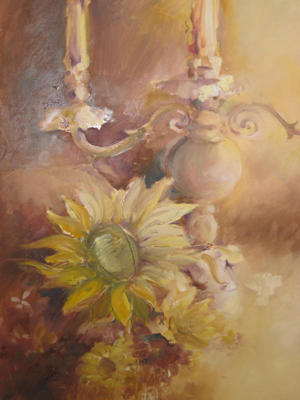 Sunflower by Turpandoil