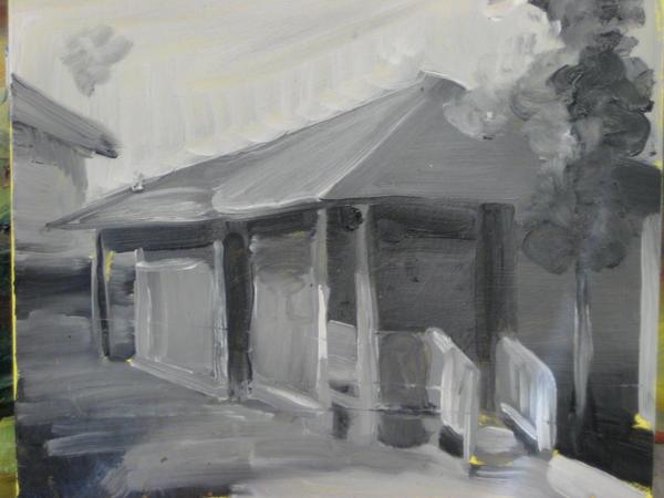 Edgar's House by Turpandoil