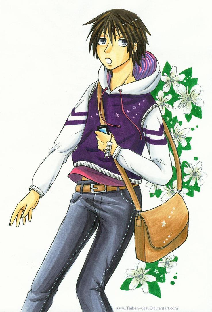 Junjou Romantica: Misaki by Nakutan on DeviantArt
