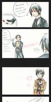Claude versus Sebastian?