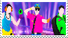 .:Dragostea Din Tei stamp:. by OreoCookieQueen