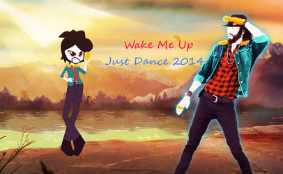 Just Dance Equestria Girls: Wake Me Up by OreoCookieQueen