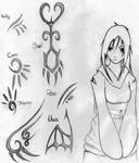 +Anima and a girl