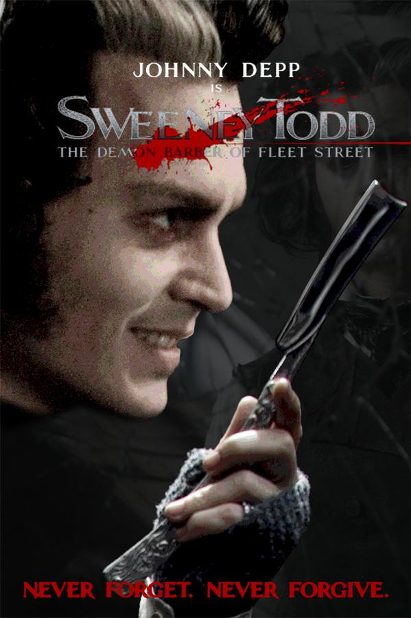 Johnny Depp Is Sweeney Todd By Katoryuu On Deviantart