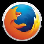 Firefox OS X Yosemite Icon
