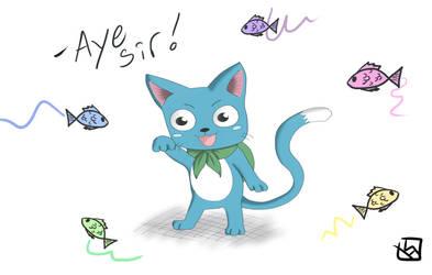 Happy? -Aye! by mewTalina