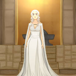 ABC Challenge: Daenerys by mewTalina