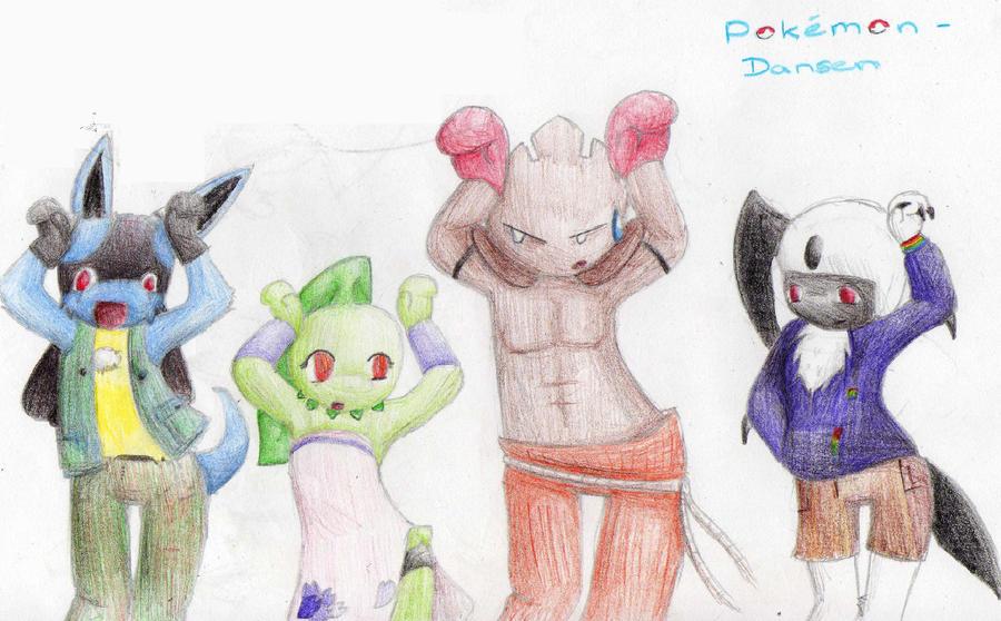 Pokemon Dansen By Anime Ninja Girl