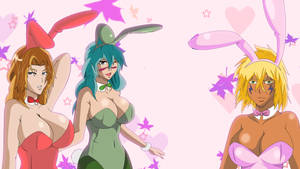 Bleach spring bunny surprise