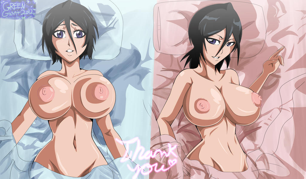 Sexy orihime nude — photo 11
