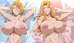 bleach sexy nude#3 rangiku matsumoto by greengiant2012