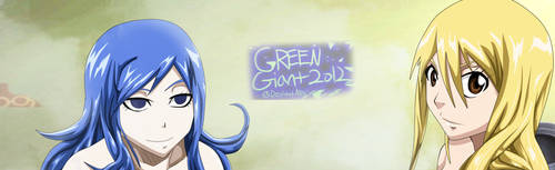 lucy juvia bath time (FULL VERSION ON TUMBLR) by greengiant2012