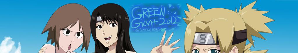 Temari yukata matsuri (FULL ON TUMBLR) by greengiant2012