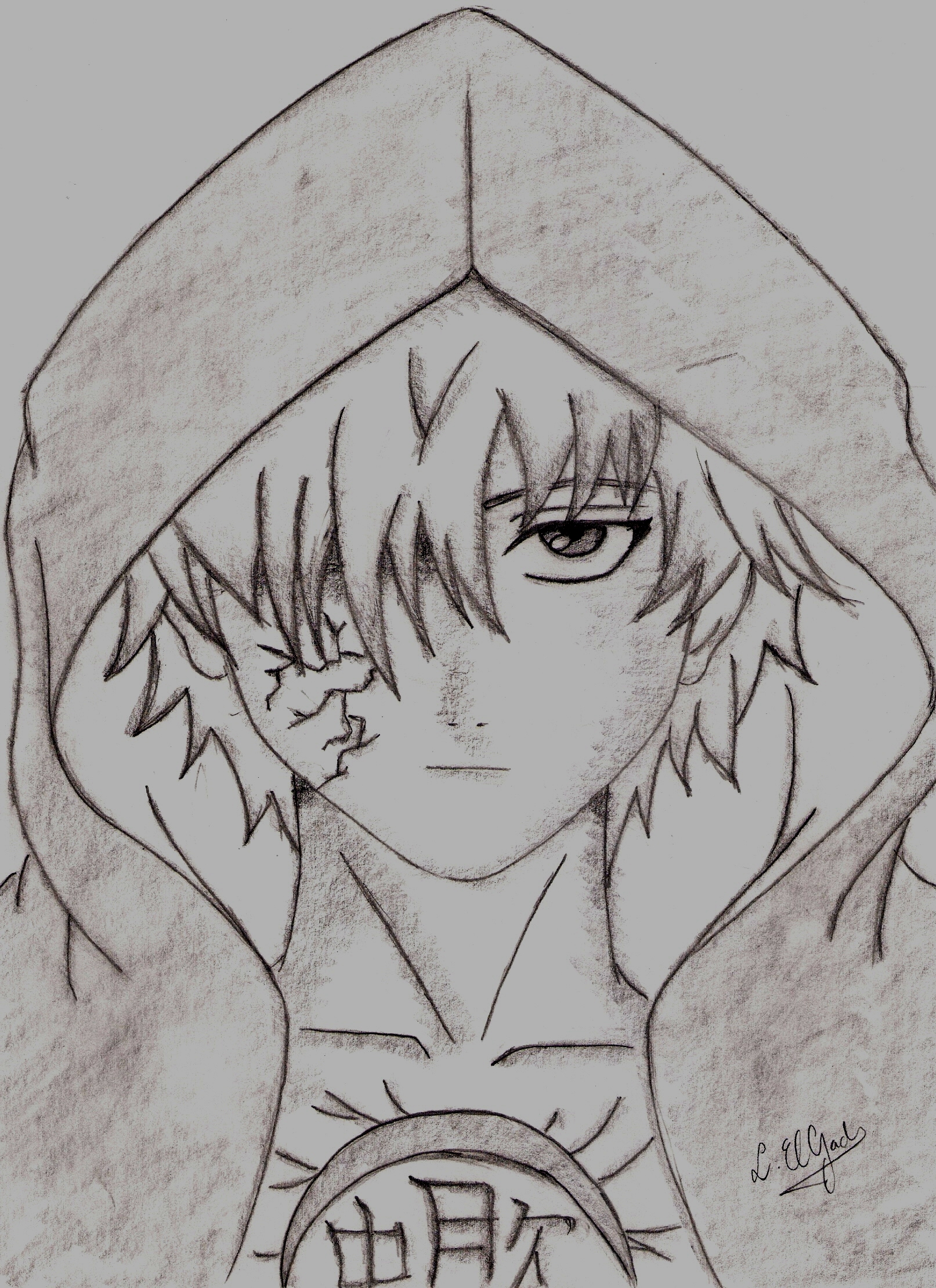 Sasori Of The Red Sand By Scorpio90 On Deviantart