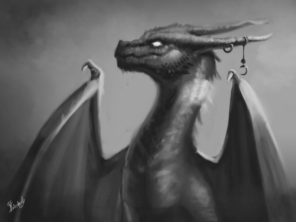 Twilight dragon by Yarghu