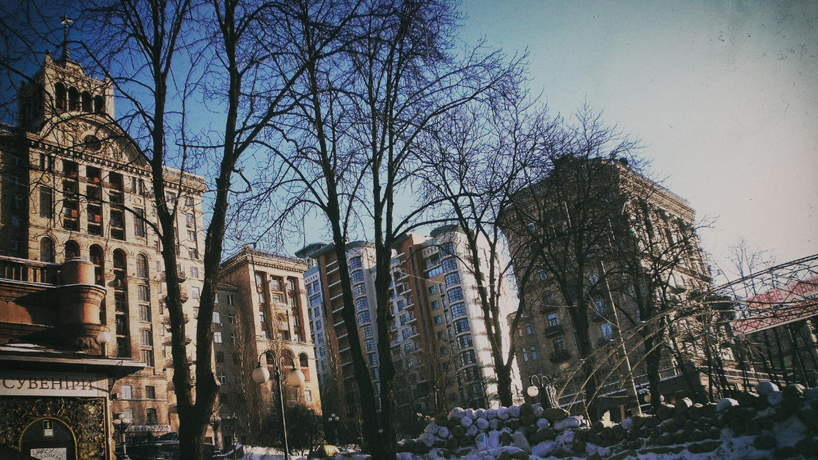 maidan Nezalezhnosti by future24mlt
