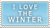Winter Stamp by Khallysto