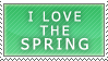 Spring Stamp by Khallysto