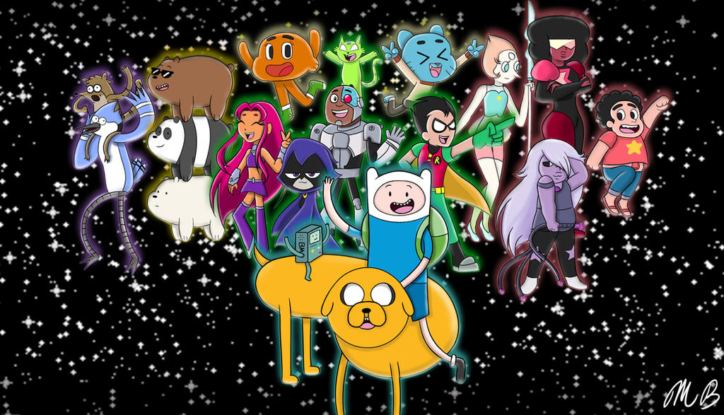 Cartoon Network Characters Pictures