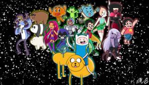 My Favorite Cartoon Network Characters