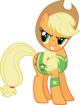 Winter Wrap Up - Applejack