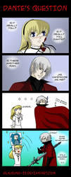 Dante's Question by Glaurung-II