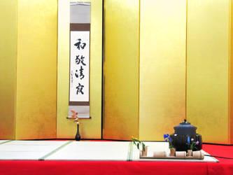 Japanese Tea Ceremony 1 by antragonDE