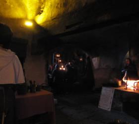Castle Kitchen by antragonDE