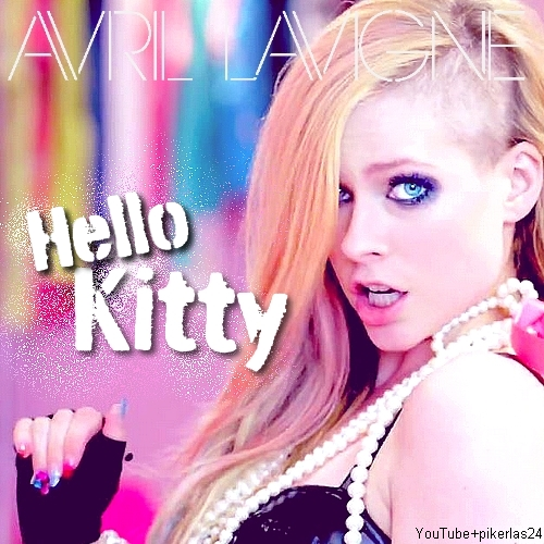 avril_lavigne___hello_kitty__cd__by_pike