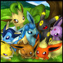 Eevee Family icon by Spottedpie
