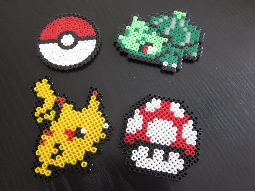 small hama bead collection by itsPam on DeviantArt