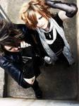 Aoi RED and Uruha LEECH