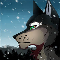 Snow Journey :ArtFight: by Wolf-SiSi